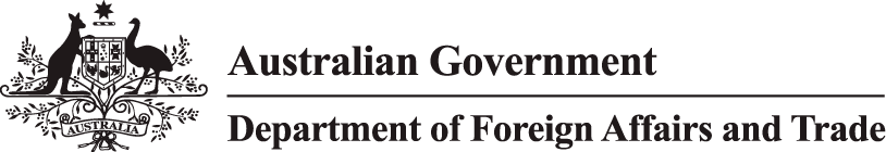 Australian Department of Foreign Affairs and Trade logo