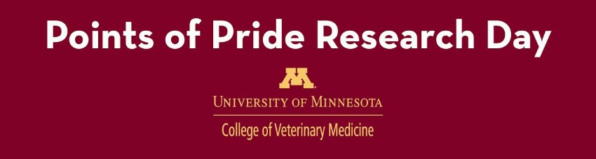 college of veterinary medicine research day banner